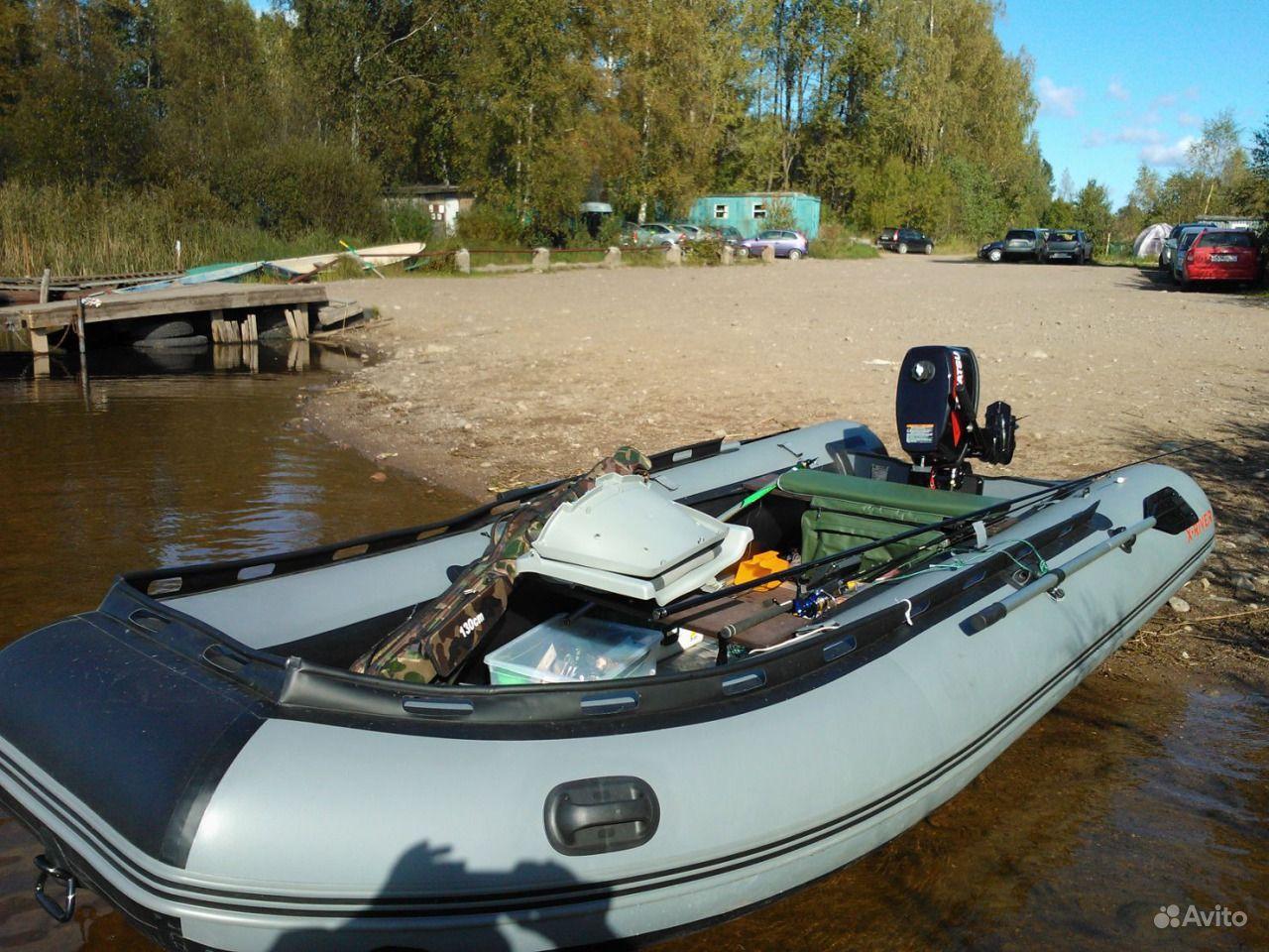 купить лодку и мотор в дубне