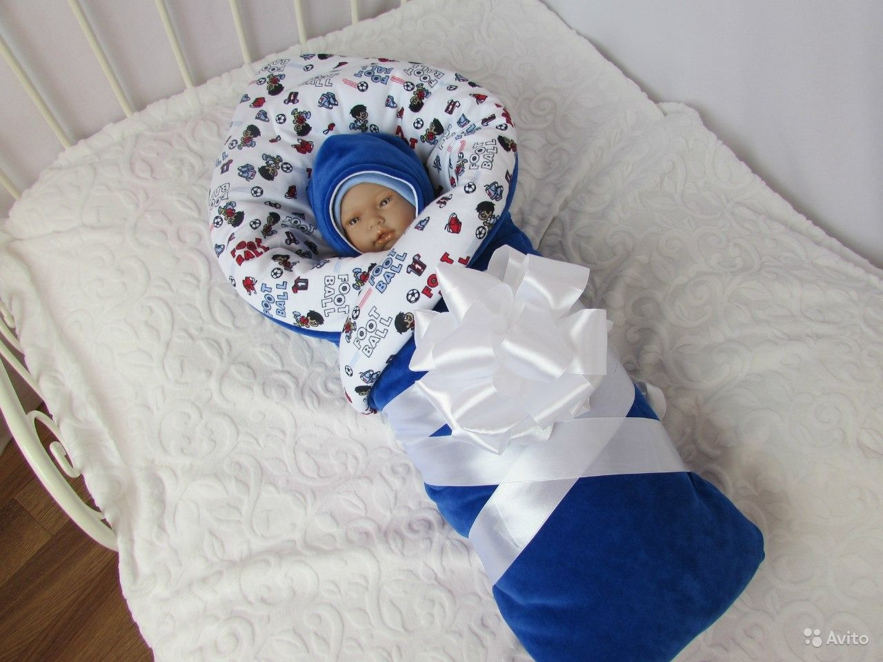 Новорожденному на зиму своими руками