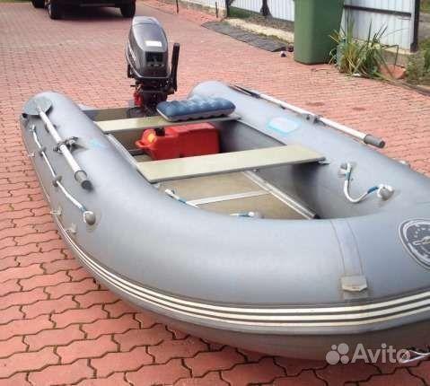 лодка кайман 300 цена в москве