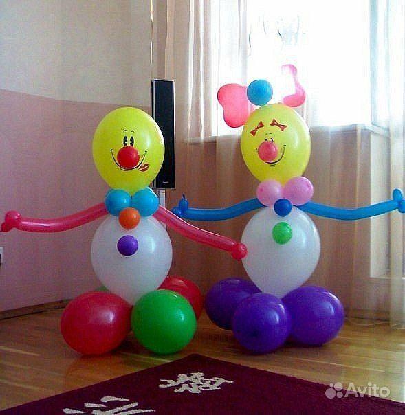 Фигуры из шаров своими руками пошаговая инструкция с фото