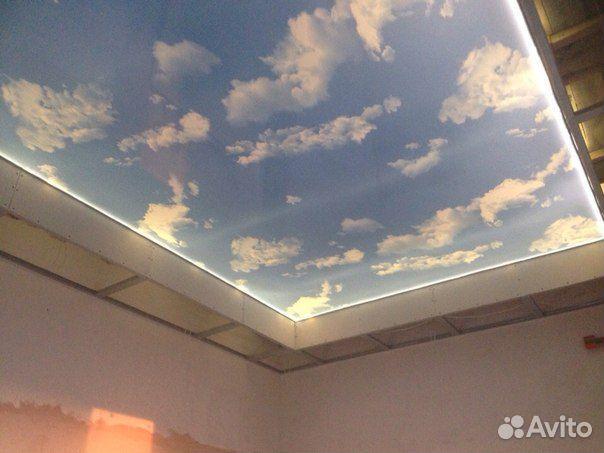 Натяжные потолки челябинск фото цены