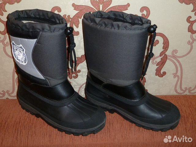 Котофей Сноубутсы Snow&Rain; - Выбор товаров
