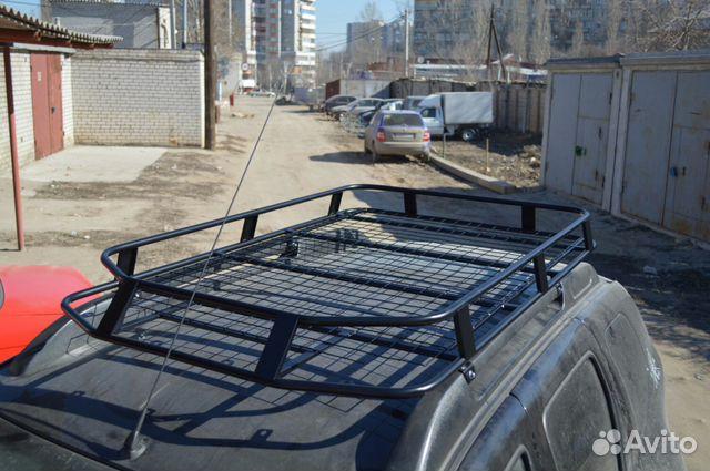 Багажник на крышу рено дастер своими руками