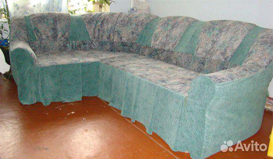 Как сшить чехол на мягкую мебель своими руками
