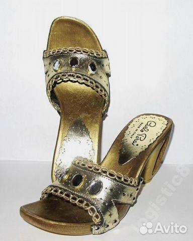 Женские итальянские сабо Обувь итальянская