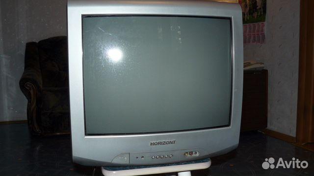Телевизор Horizont 54 CTV, б/у