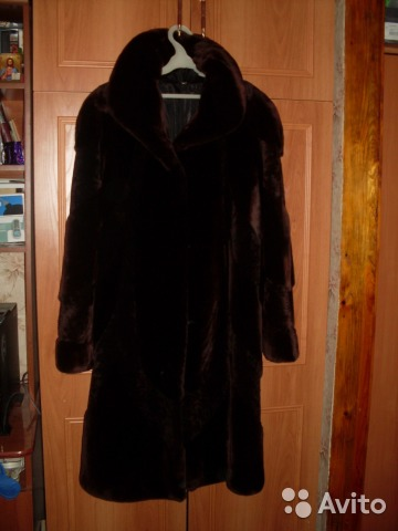 Fur coat new