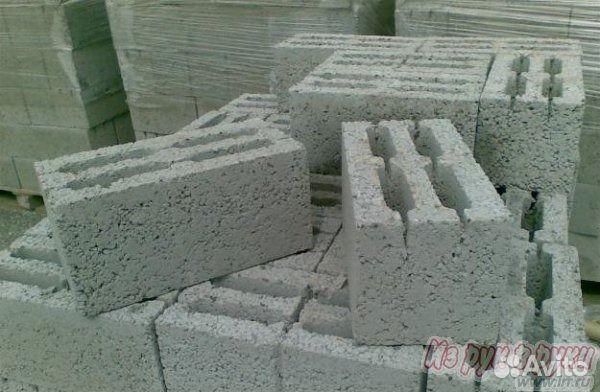 Керамзитобетонные блоки 89371777796 купить 1