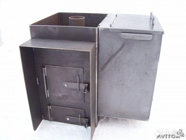 Куплю печь для бани из металла своими руками