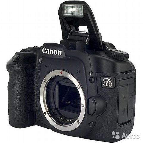 Фотоаппарат canon eos 40d kit ef-s 17-85 мм is usm (2 года гарантии авторизованного центра canon)