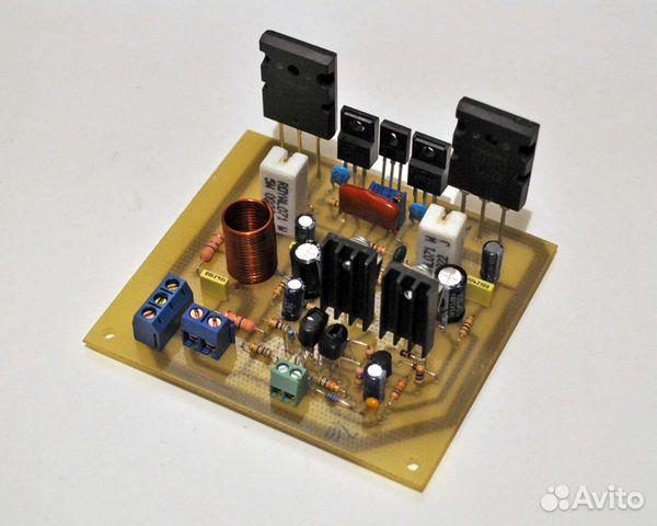 Обзор транзисторных усилителей