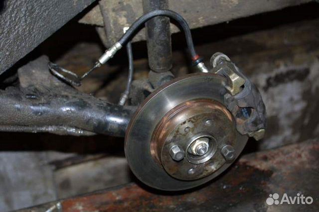 Установка задних дисковых тормозов на ваз-2109