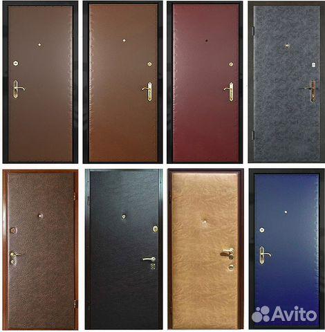 дешевая входная металлическая дверь с установкой в балашихе