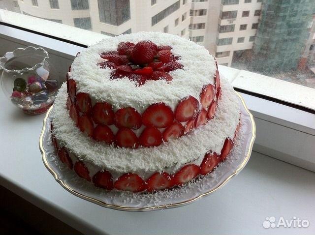 Рецепты свадебных тортов в домашних условиях фото