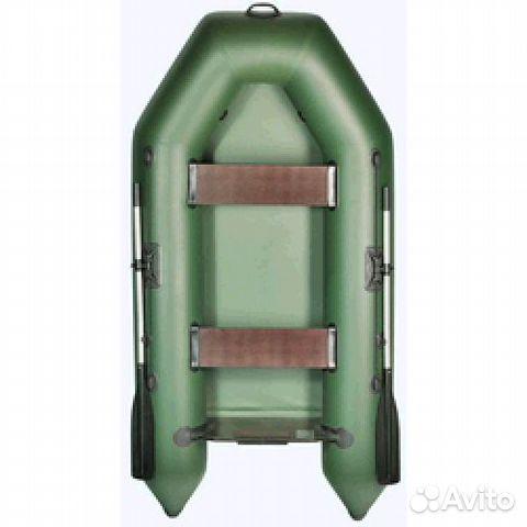 лодка пвх аква-2600 моторно-гребная