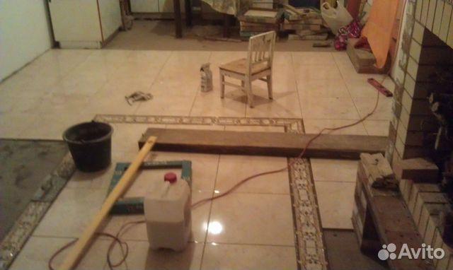 Стяжка на кухне под плитку своими руками