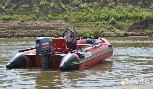 купить в томске лодку пвх с мотором бу дром