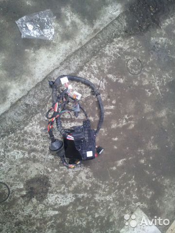 Проводка моторная Kia Cerato