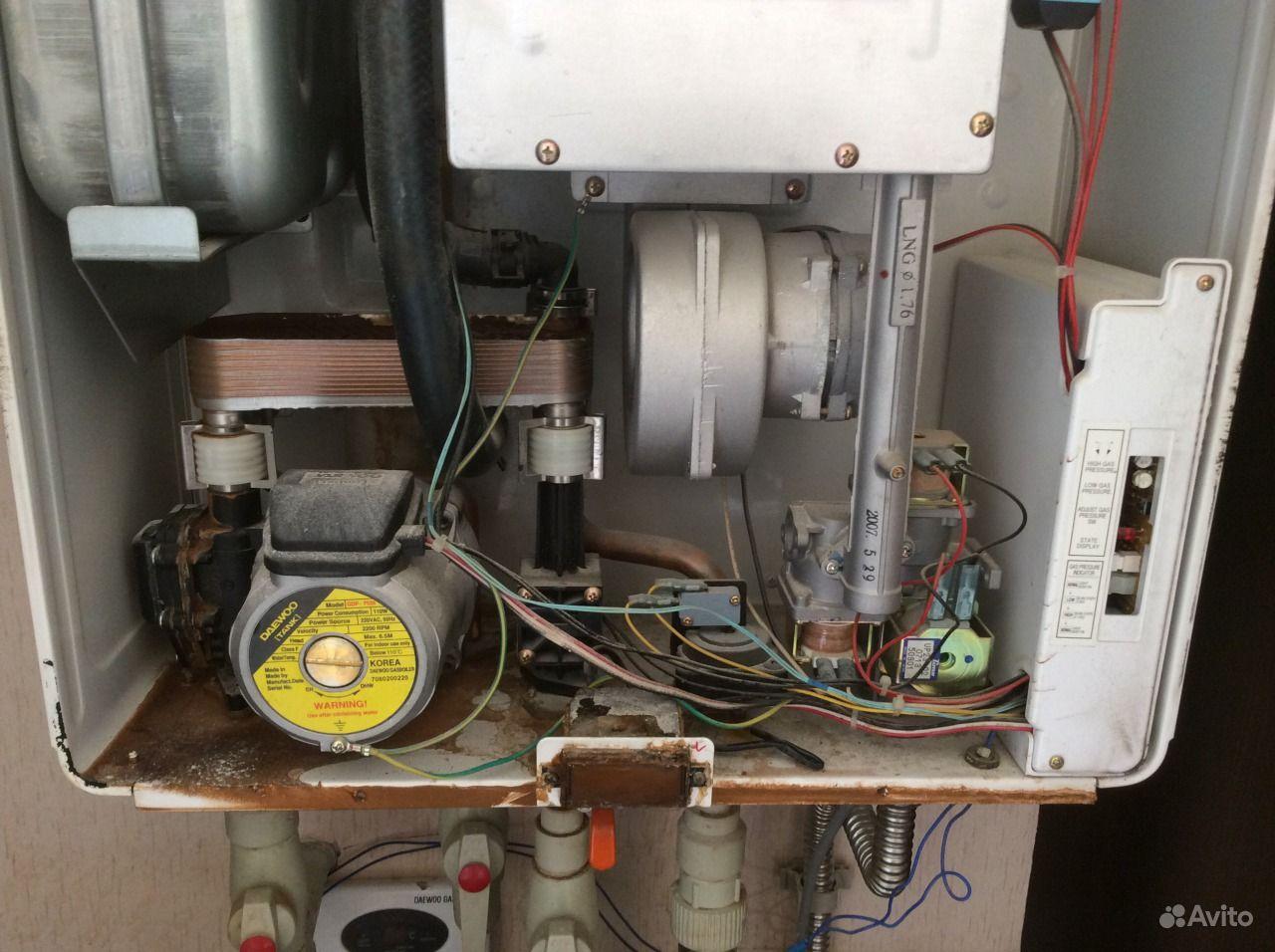 инструкция по ремонту котла аристон