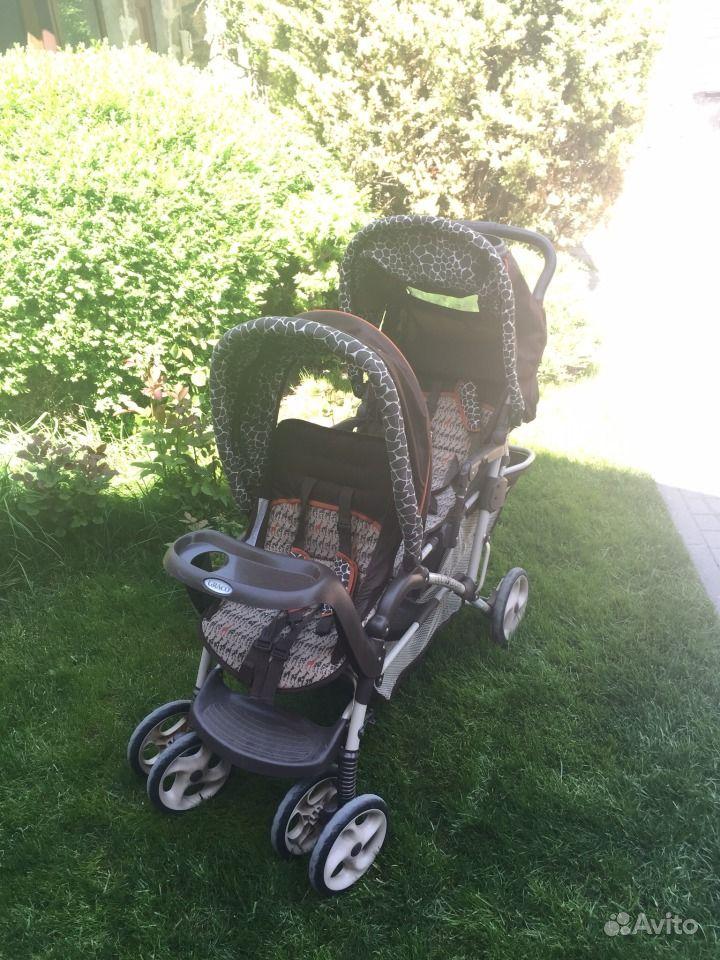 Прогулочные коляски для двух детей: прогулочные