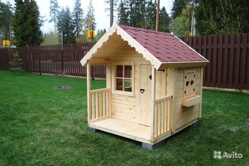 Домик для дачи для дома - 229a