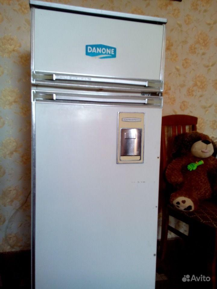 Холодильник ока двухкамерный