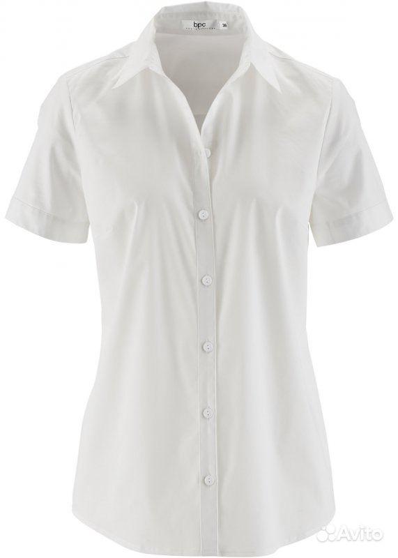 c491a5e1777 Блузка белая классика