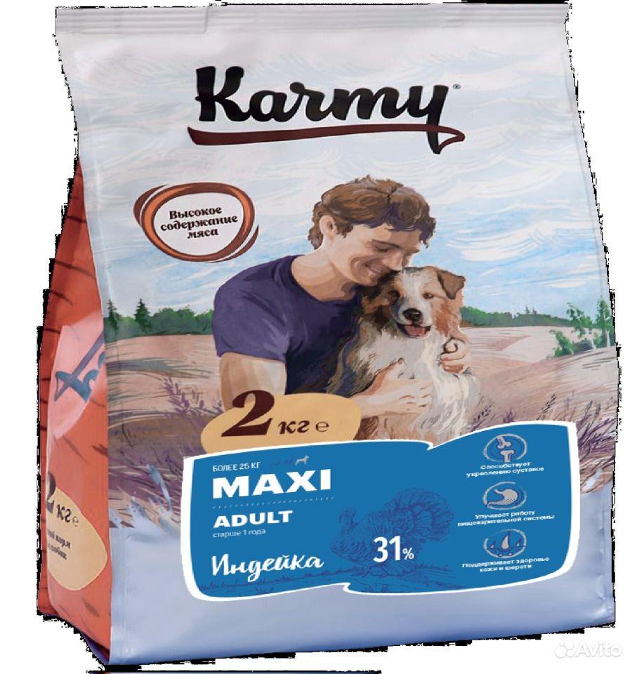 Корм для собак Карми для крупных пород