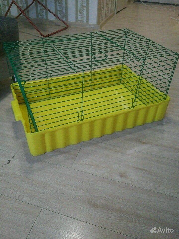 Клетка для собаки, кошки, грызунов в Владивостоке - фотография № 2