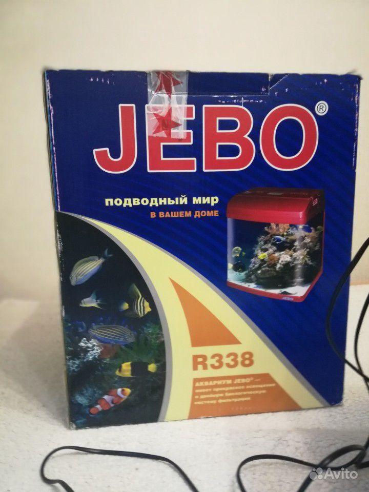 Aквариум Jebo 338 (35л) купить на Зозу.ру - фотография № 3