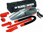 Пылесос BlackDecker ACV1205 12v-7A б/у