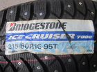 Шина Bridgestone Ice Cruiser 7000 215/60 R 16 95T