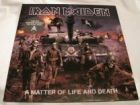 "Iron Maiden ""A Matter Of Life And Death"" 2006 LP"