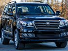 Обвесы для Toyota Land Cruiser