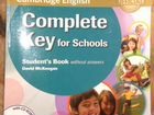 Cambridge English (Complete key students book, com