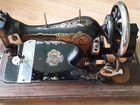 Швейная машинка Zinger 1873 года