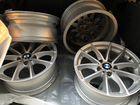 Оригинальные диски BMW X3 R17