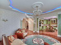 3-к. квартира, 140 м², 13/22 эт.