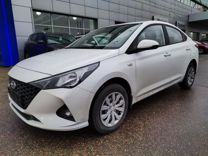 Hyundai Solaris, 2021, с пробегом, цена 670000 руб.