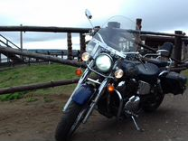 Honda Shadow 750 2, 2002 г.в