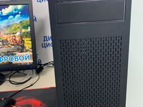 Новый Core i3-8100 3.6GHz/DDR4-8Gb/SSD-120Gb/Win10