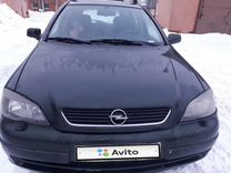 Opel Astra, 2002 г., Москва