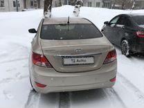 Hyundai Solaris, 2014 г., Оренбург