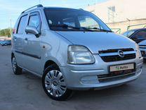 Opel Agila, 2000 г., Нижний Новгород
