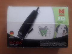 Машинка для стрижки собак Moser Rex 15 Вт