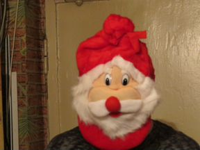 Кепка Деда Мороза