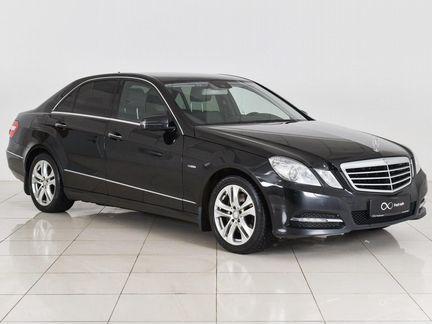 Mercedes-Benz E-класс 3.5AT, 2012, 183756км объявление продам