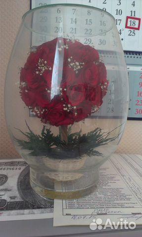 Цветы бриони цветы в стекле