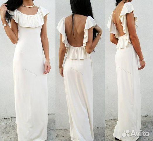 bb518d4e2c2 Платье в пол кораллового цвета на высокую девушку купить в Санкт ...