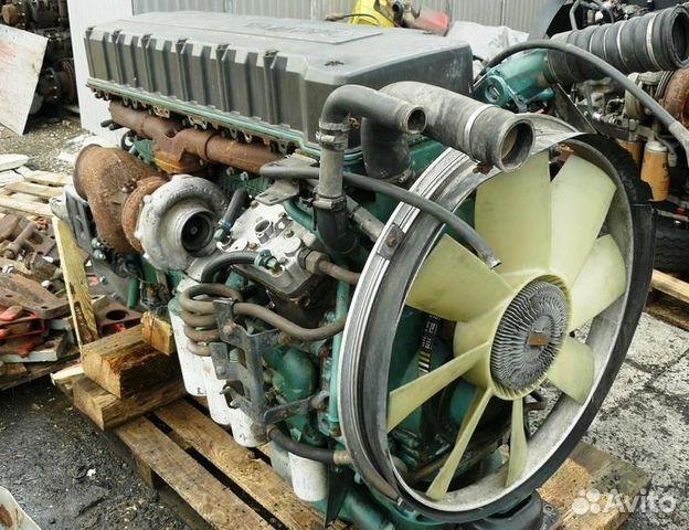 ремонт двигателя d16 volvo